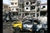 Syria Damascus Homs bombings