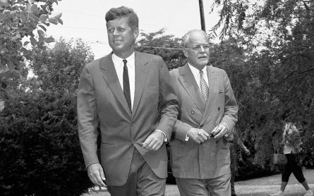 How the worst blot on JFK's presidency happened