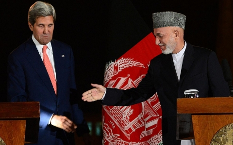 Thumbnail image for Opinion: Karzai demands respect