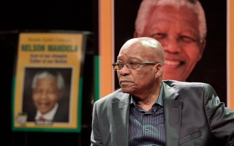 Thumbnail image for Opinion: The boos for Zuma represent Mandela's success