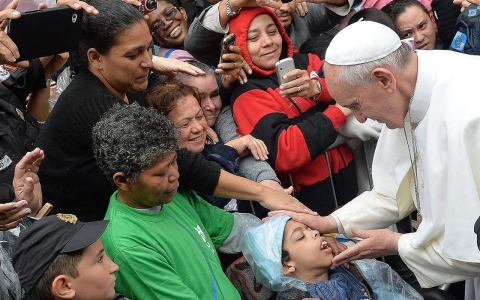 Thumbnail image for Opinion: The fallacy of papal change under Francis