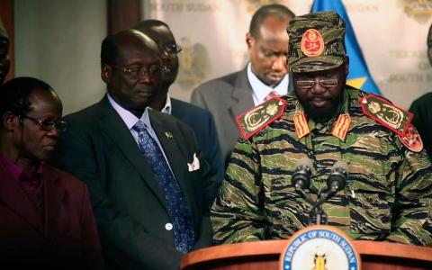 Thumbnail image for Opinion: South Sudan's Salva Kiir needs to put his black hat back on