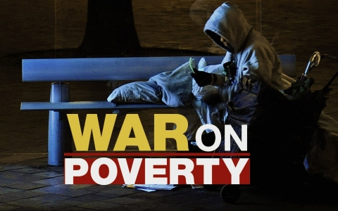 Click here for more on poverty in America