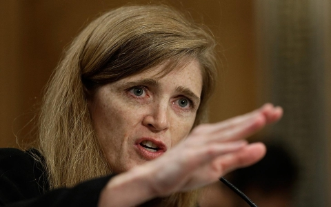 samantha power hawk liberal UN