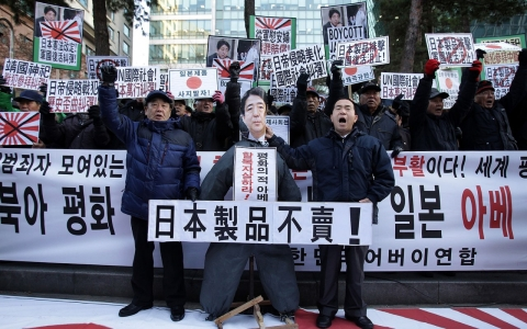 Thumbnail image for OPINION: Japan stokes regional tension