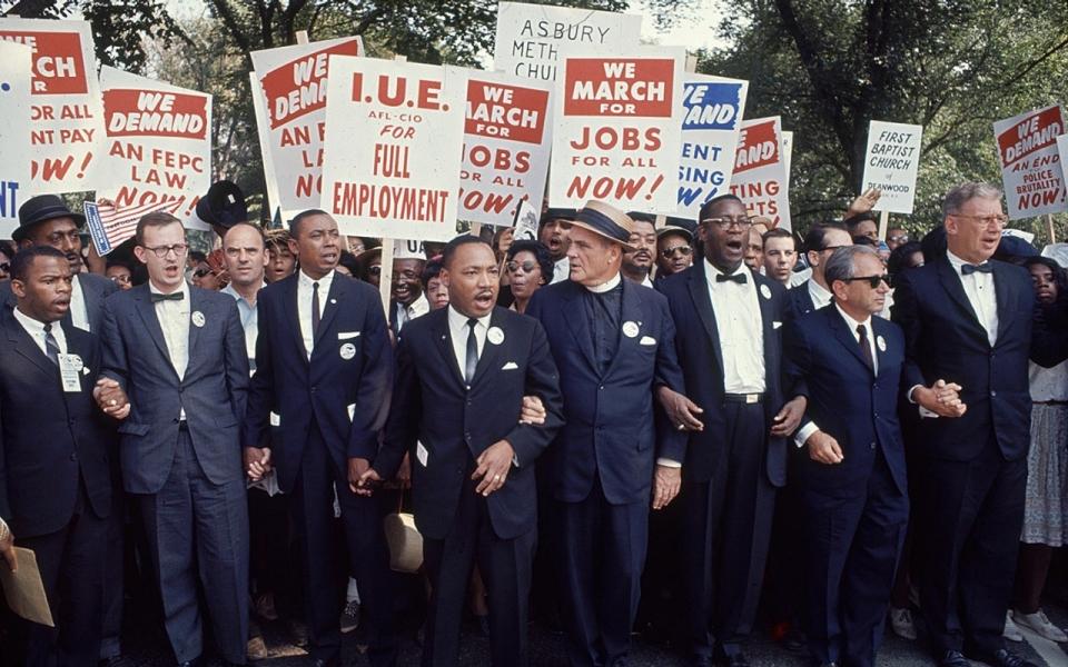 The Radical Gospel Of Martin Luther King Al Jazeera America