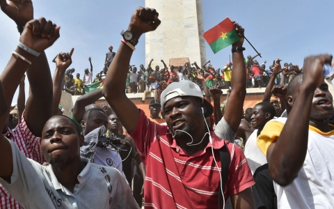 Thumbnail image for Compaoré is gone, but Burkina Faso is gripped by uncertainty