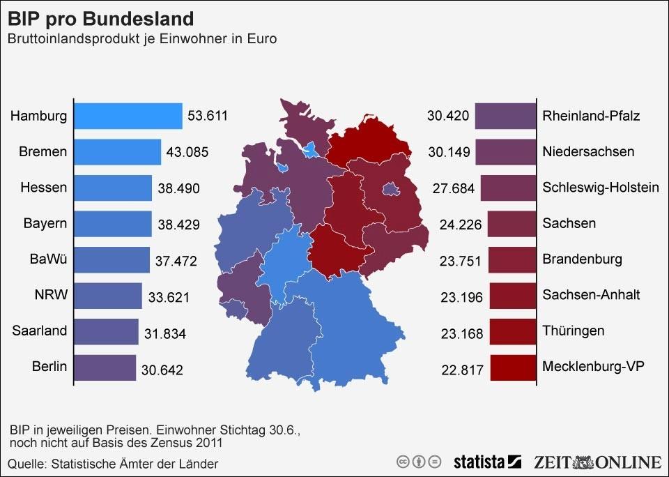 Differences persist between eastern and western Germany | Al Jazeera ...