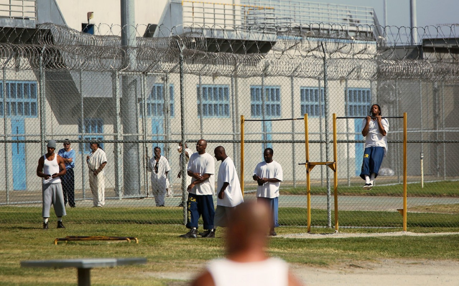 Chuckawalla Valley State Prison – California
