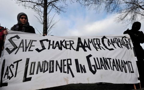 Thumbnail image for Why is Shaker Aamer still at Gitmo?