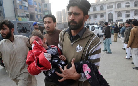 Thumbnail image for Opinion: Peshawar school attack indicts Pakistan's misplaced priorities