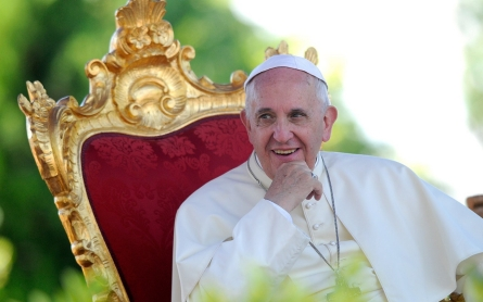 The year of Pope Francis