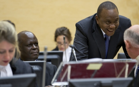 Thumbnail image for Kenyatta failure deals blow to ICC