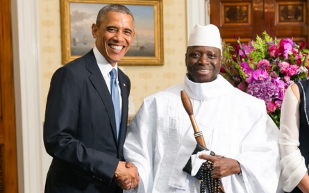 US should act against Gambia's dictatorship