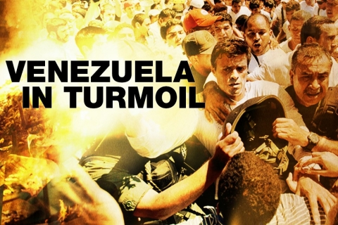 Follow the latest developments in Venezuela