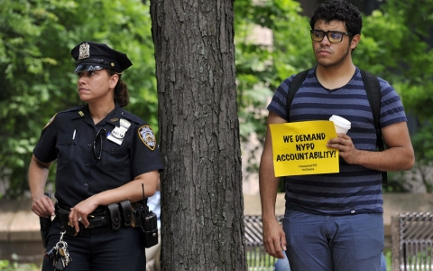 Thumbnail image for OPINION: Confused logic approves NYPD surveillance of Muslims