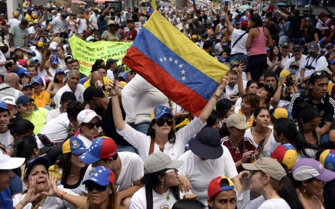 Thumbnail image for Opinion: Pray for Venezuela … to remain a sovereign nation