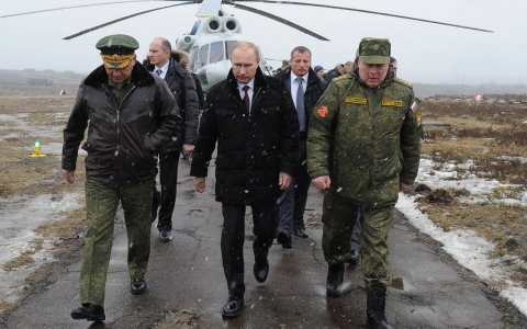 Thumbnail image for Opinion: The dangers of the Putin Doctrine