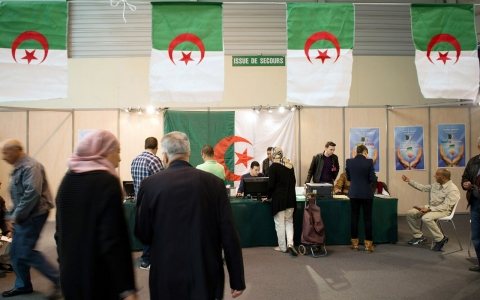 Thumbnail image for Algeria slouches toward its elections