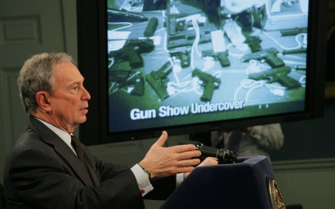 Thumbnail image for Opinion: The real reason Michael Bloomberg cares about guns