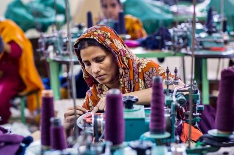 Thumbnail image for Fast, cheap and disposable: Garment workers and the clothing they make