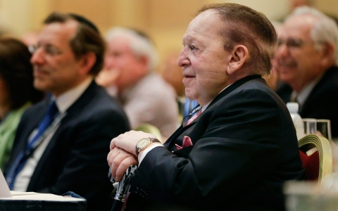 Thumbnail image for Why isn't Sheldon Adelson a pariah?