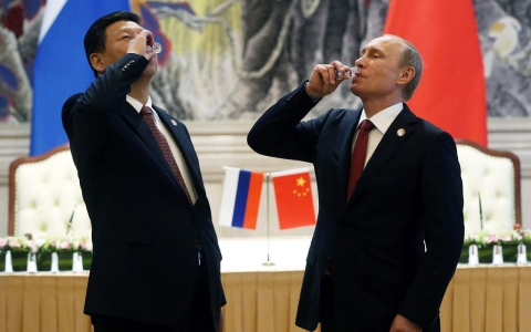 Thumbnail image for OPINION: Russia seeks new world order with China's help