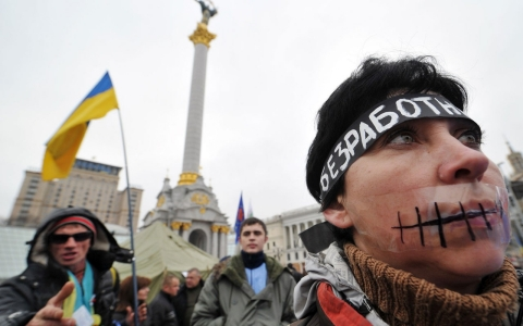 Thumbnail image for OPINION: With friends like the IMF and EU, Ukraine doesn't need enemies