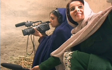 Afghan journalists