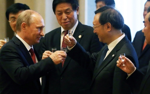Thumbnail image for The Russian-Chinese geopolitical game