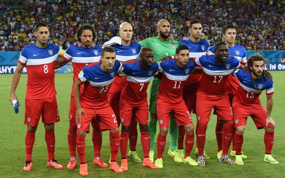 Resultado de imagen para American soccer team