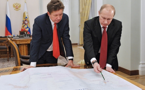 Thumbnail image for Opinion: Will the curse of oil drag down Vladimir Putin?