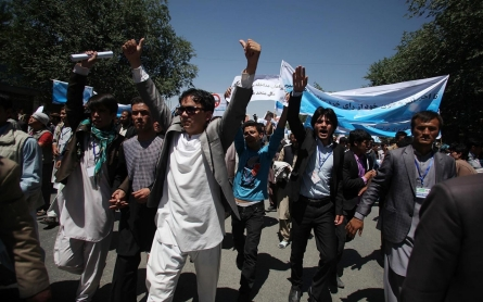 US exports its warped democracy to Afghanistan