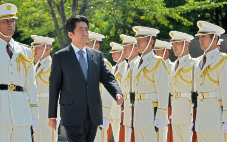China's growing assertiveness is transforming Japan's security policy