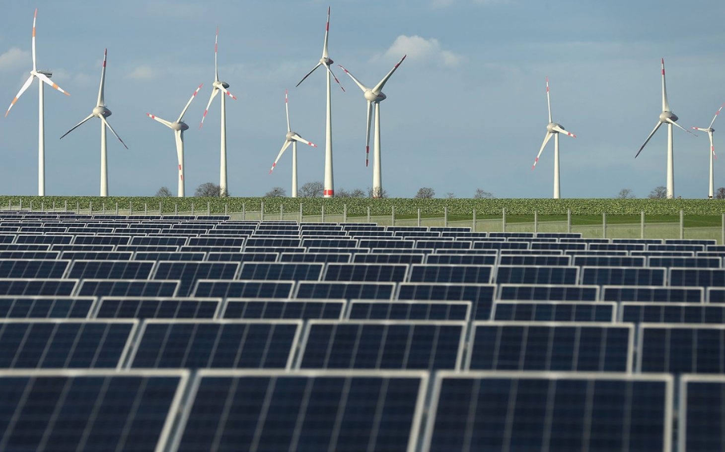 Strategies For Energy Security And Climate Protection Are