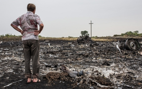 Thumbnail image for Theories abound on downing of Flight MH17 over Ukraine
