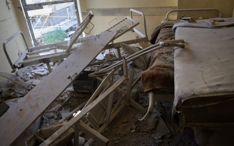 Thumbnail image for A grim prognosis for Syrian and Iraqi hospitals