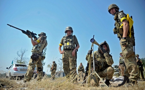 Thumbnail image for In pursuit of Ukraine cease-fire, power politics at play