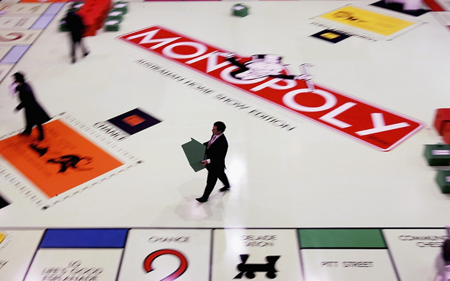 Back to the future with monopoly capitalism | Al Jazeera America