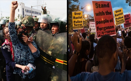 What China's middle class learned from Ferguson