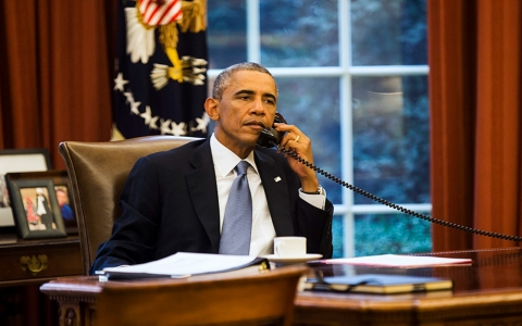 Thumbnail image for President Obama does not need Congress to act against ISIL