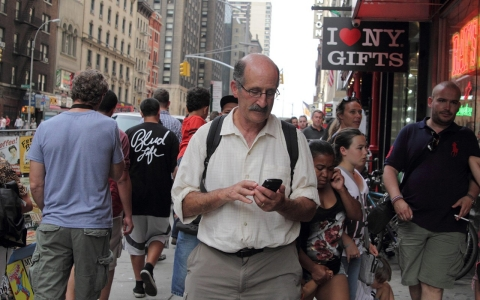 Thumbnail image for OPINION: Is the cellphone in your pocket public or private?