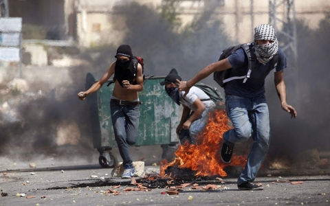 Thumbnail image for OPINION: Coming soon: A third intifada?