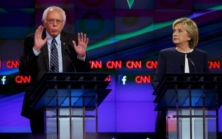 The Democratic debate revealed Sanders' true strength