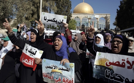 Palestinians in Jerusalem need their own leadership