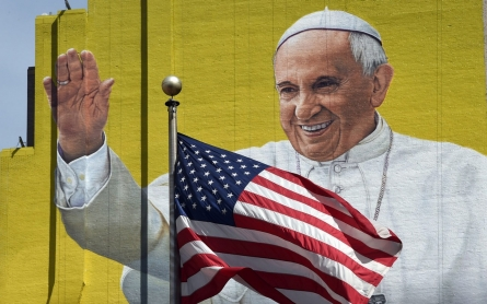 Pope Francis questions American exceptionalism