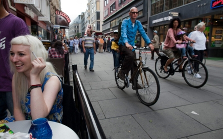 Carless cities are Europe's future