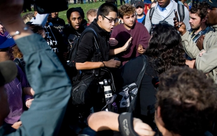 In confrontation between Mizzou protesters and media, everybody loses