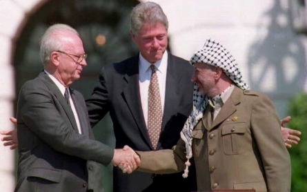 Rabin's assassination marked the end of the two-state solution