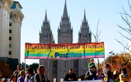 The Mormon church turns against gay families